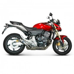Silencieux Termignoni homologué inox Honda CB 600 Hornet 2007-2014