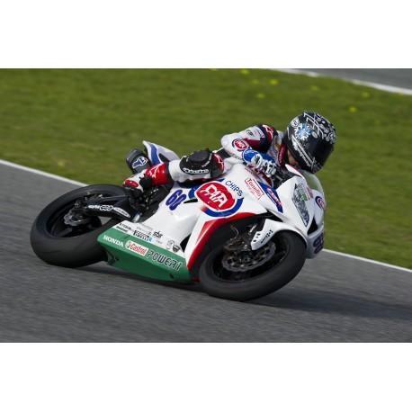 Silencieux Termignoni homologué alu Honda CB 600 Hornet 2003-2006