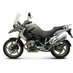 "Silencieux Termignoni homologué ""look carbone"" BMW R 1200 GS 2005-2009 & 2010-2012"