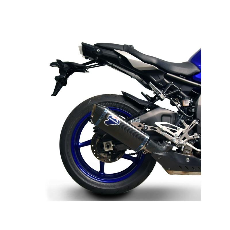 Termignoni slip on system homologated carbon for Yamaha MT-10 (16-17)