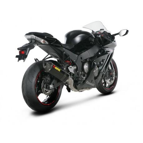 Ligne complète Akrapovic Racing Kawasaki Z 1000 / 1000 SX ( 14-16)
