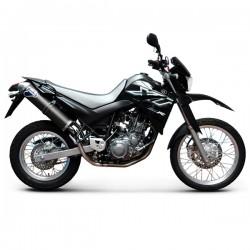 Silencieux Termignoni homologué titane Yamaha XT660 (04-12)