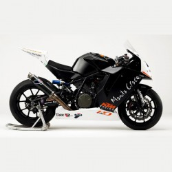 Complete racing exhaust system Termignoni for KTM RC8 (08-10)