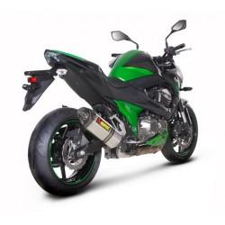 Silencieux Akrapovic titane / carbone Kawasaki Z 800 (13-16)