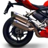 Termignoni slip on system (x2) titan / carbon for Ducati Panigale 959 (16-17)