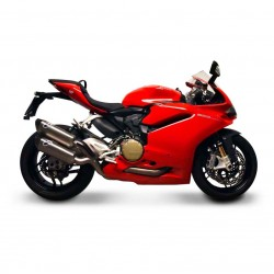 "Termignoni WSBK ""Force"" exhaust system for Ducati Panigale 1199/1299"