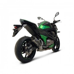 Silencieux Termignoni tout carbone Kawasaki Z 800 e 2013-2016