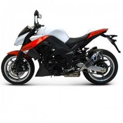 Paire silencieux Termignoni tout carbone homologués Kawasaki Z 1000 2010-2016