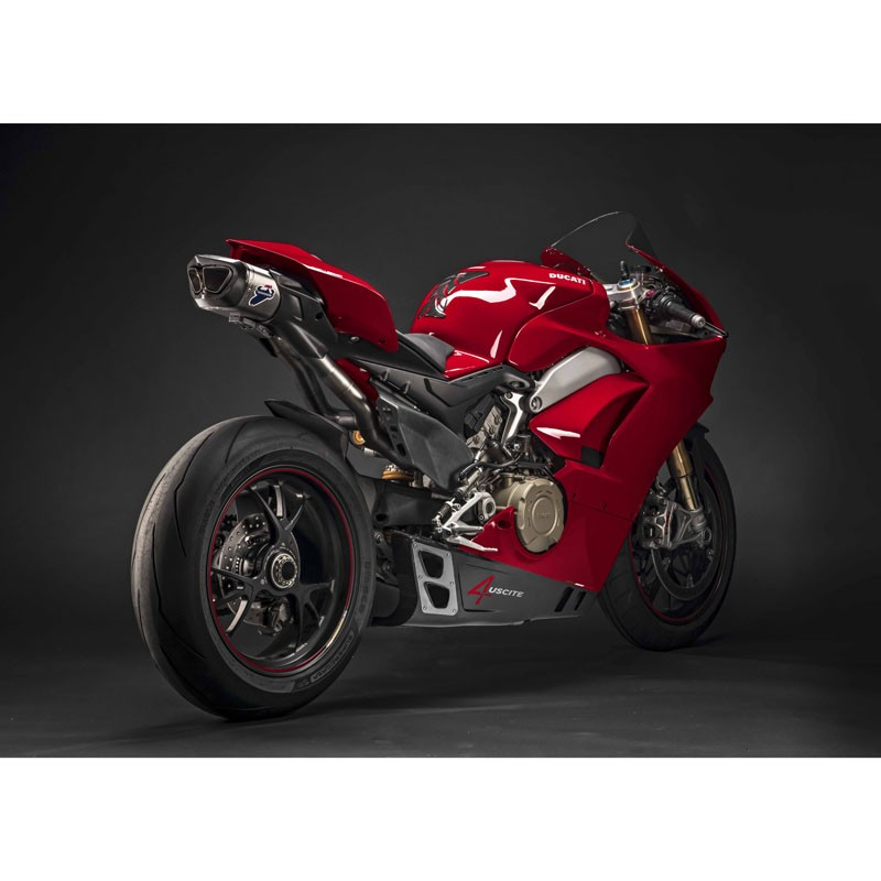 kit performance termignoni pour ducati 1100 panigale v4 2018. Black Bedroom Furniture Sets. Home Design Ideas