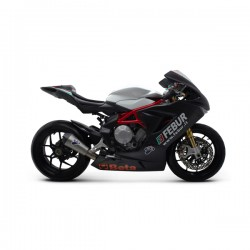 Slip on Termignoni racing titan / carbon MV Agusta F3 675 / 800 (12-16)