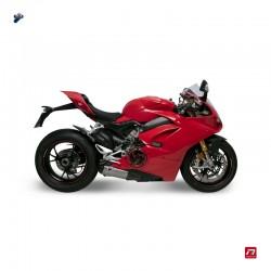 Complete system Termignoni for Ducati 1100 Panigale V4 2018