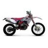 Ligne Termignoni racing inox pour Beta 350 / 450 Enduro