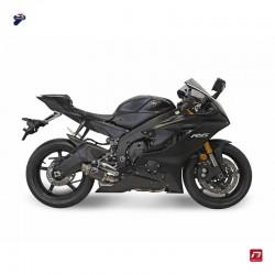 Silencieux Termignoni Slip On GP Classic carbone pour Yamaha YZF R6 (17-19)