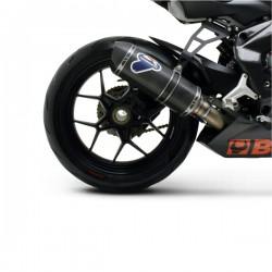 Silencieux Termignoni racing titane carbone MV Agusta F3 675/800 2012-2016