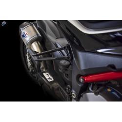 Silencieux Termignoni PIKES PEAK Ducati Multistrada 1200 - 1260