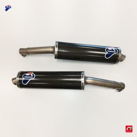 Slip on Termignoni carbon Ducati Supersport SS 620 750 800 900 1000 I.E.