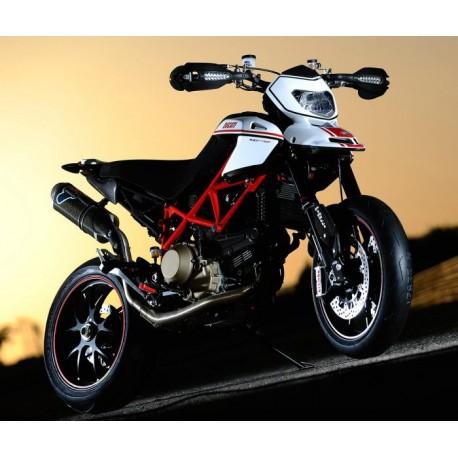 Slip on Termignoni carbon Ducati Streetfighter 848 - Streetfighter S 1098