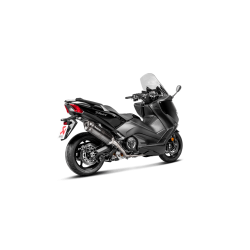 Kit UpMap pour Yamaha Tmax 530 2017, 2018,2019 équipé d'une ligne Akrapovic'