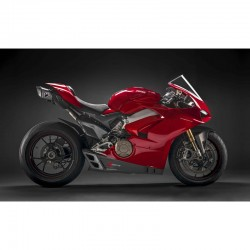 """Complete exhaust kit Termignoni """"Reparto Corse"""" for Ducati Panigale V4 2018-2019 / V4 R 2019"""