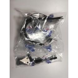 Carbon end cap replacement kit for Termignoni systems Y102090...