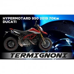 UpMap kit (Bluetooth T800 unit + cable) for Ducati Hypermotard 1100 EVO (10-12)
