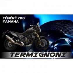 Termignoni Upmap pour Yamaha Tenere 700 2019-2020