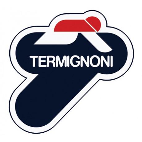 Db-killer for D093 - Slip on exhaut set Termignoni for Ducati Hypermotrad 796 /1100