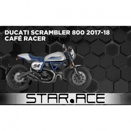 Upmap Termignoni Ducati Scrambler 800 2017-2018