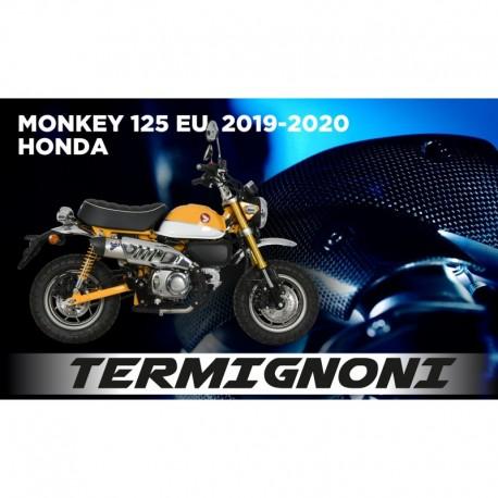 Upmap Termignoni Honda X ADV 2017-2019