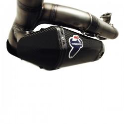 Paire de silencieux carbone Ducati Panigale 899 1199 et 1299