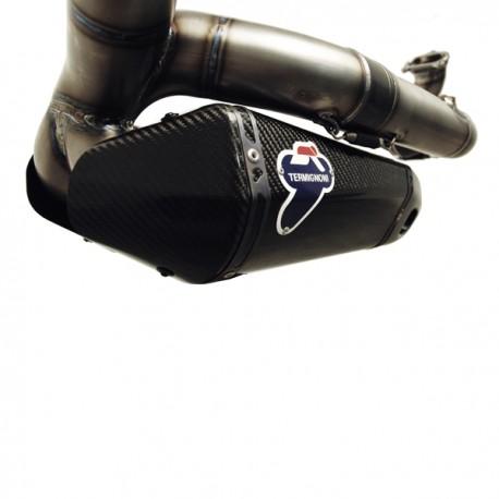 Paire de silencieux carbone Ducati Panigale 899 / 1199 / 1299 2012-2016