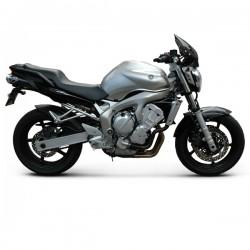 Paire silencieux Termignoni carbone homologués Yamaha FAZER 600 2004-2012