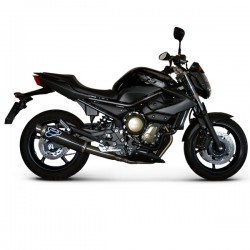 Ligne Termignoni carbone homologuée Yamaha XJ6 2009-2016
