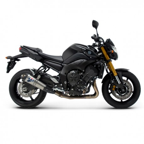 Silencieux Termignoni inox / carbone Yamaha FZ8 (10-14)