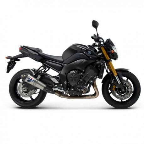 Silencieux Termignoni titane / carbone Yamaha FZ8 (10-14)