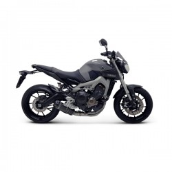 "Complete exhaust system Termignoni ""Black Edition"" carbon for Yamaha MT09, XSR 900, Tracer 900, Tracer 900 GT"