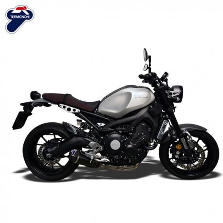 Ligne Termignoni carbone Yamaha MT-07 2014-2016