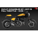 Scrambler 400 (2017-2020) / 800 (2015-2020) / Monster 797 (2017-2020)