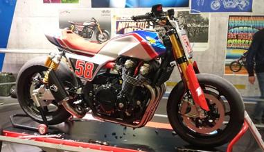 Prototype Termignoni Honda CB1100EX